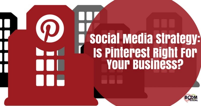 Social Media Strategy: Is Pinterest Right For Your Business?
