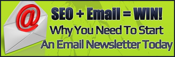 4 Reasons WHY You Need To Start An Email Newsletter Today