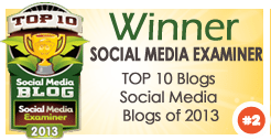 social media examiner Top 10 Blogs