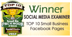 Top 10 Small Business Facebook Pages