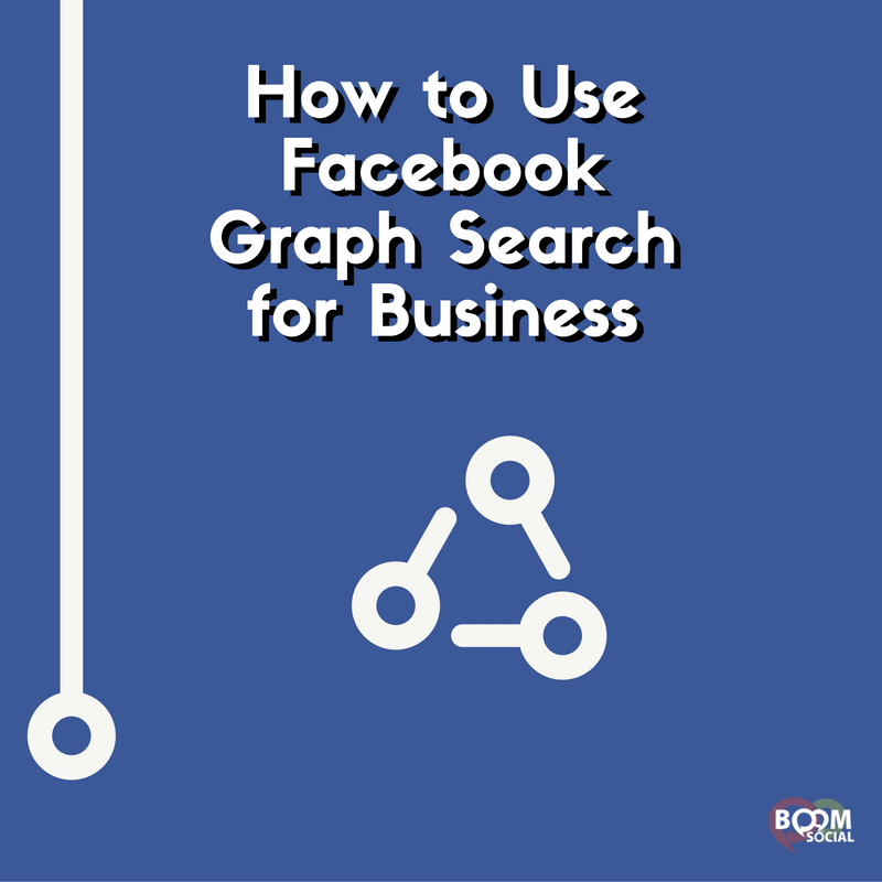 How to Use Facebook Graph Search for Business