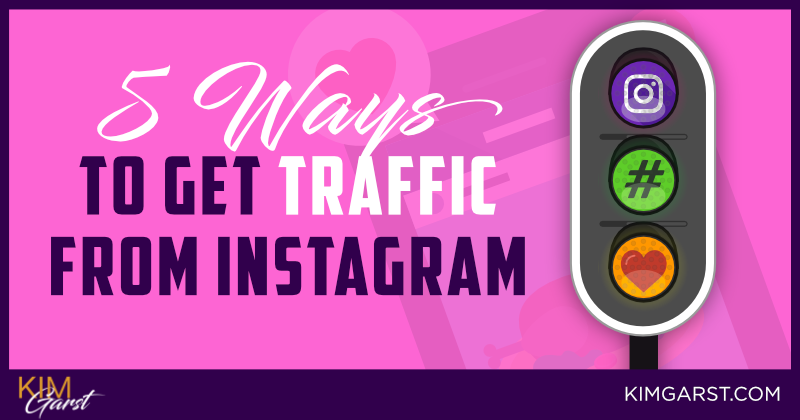 5 Ways to Get Traffic From Instagram