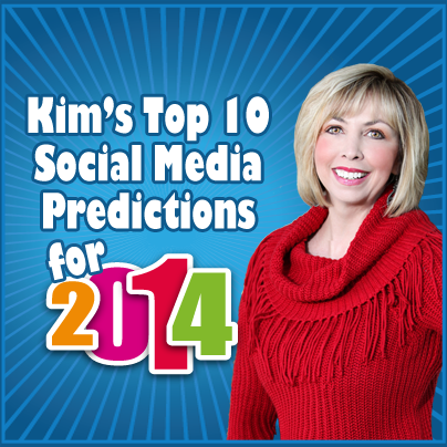Top 10 Social Media Predictions for 2014