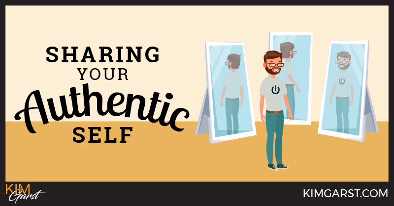Sharing Your Authentic Self