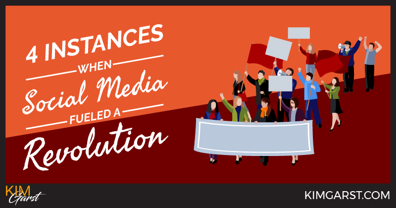 4 Instances When Social Media Fueled a Revolution
