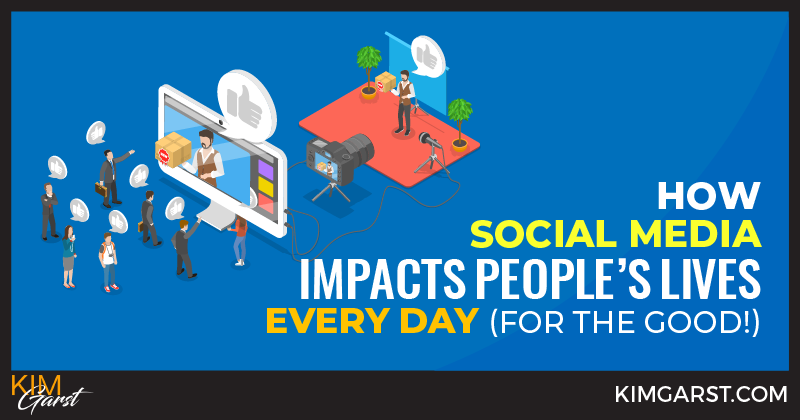 How Social Media Impacts People's Lives Every Day