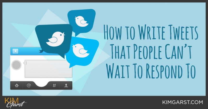 How to Write Tweets That People Can't Wait To Respond To