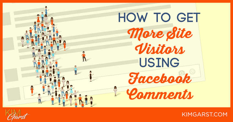 How To Get More Site Visitors Using Facebook Comments
