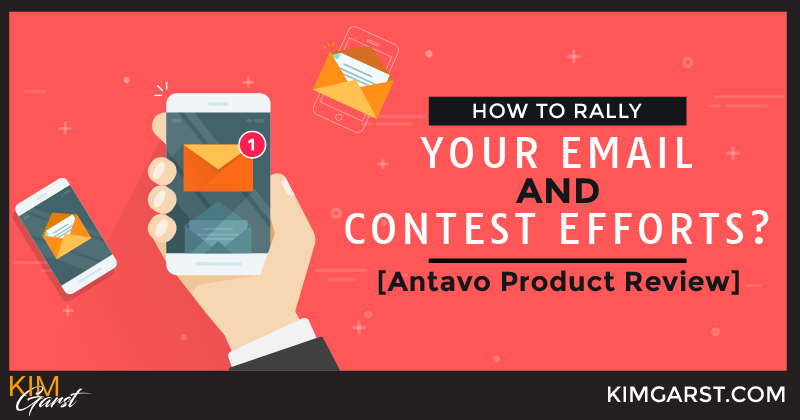 Antavo contests and giveaways