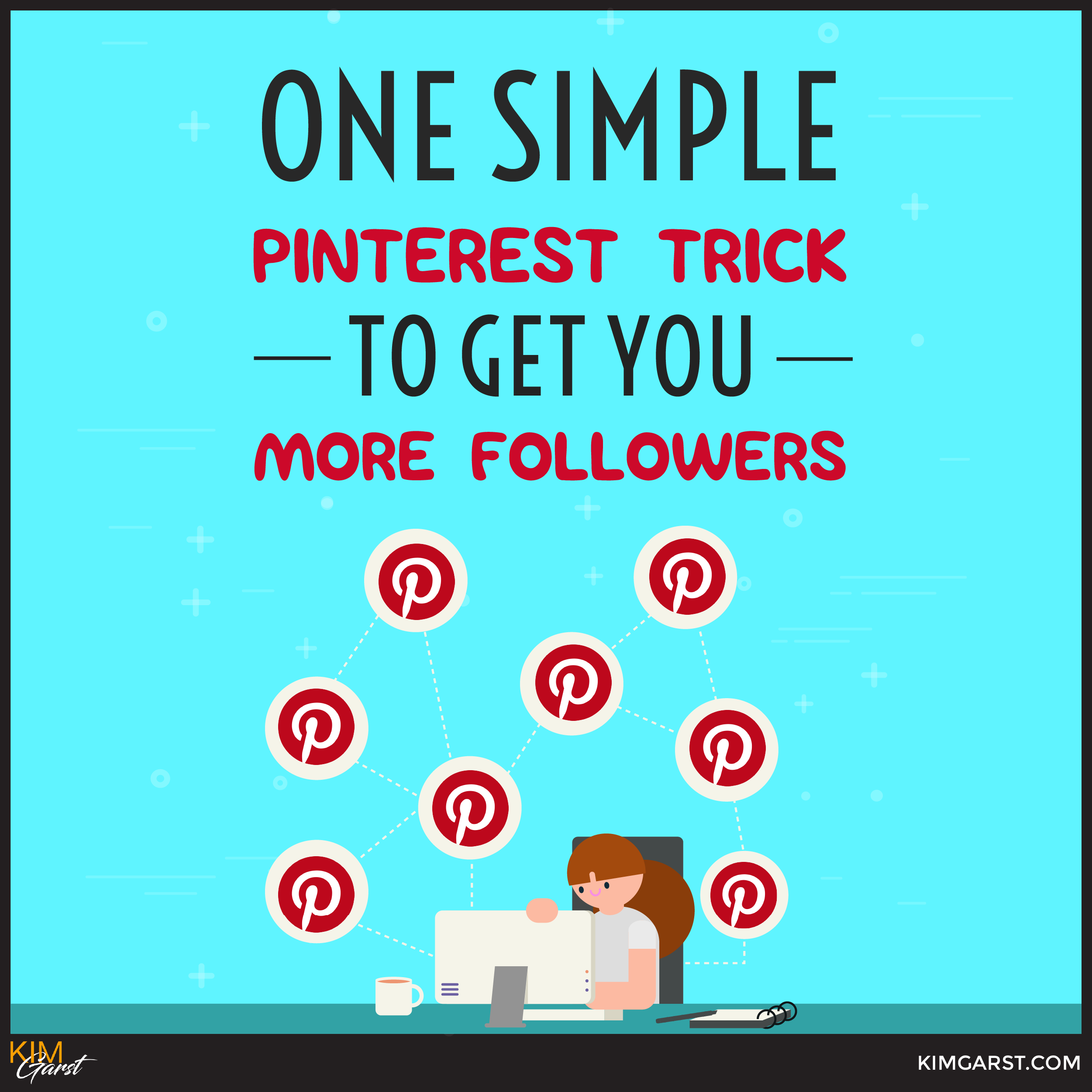 One SIMPLE Pinterest Trick to Get You More Followers