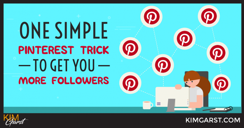 One SIMPLE Pinterest Trick to Get You More Followers (and 3 ways to use it!)