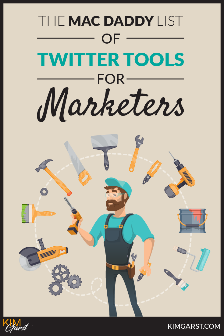 Twitter tools that digital marketers can use to save time, be more efficient and ultimately, be more successful on social media!
