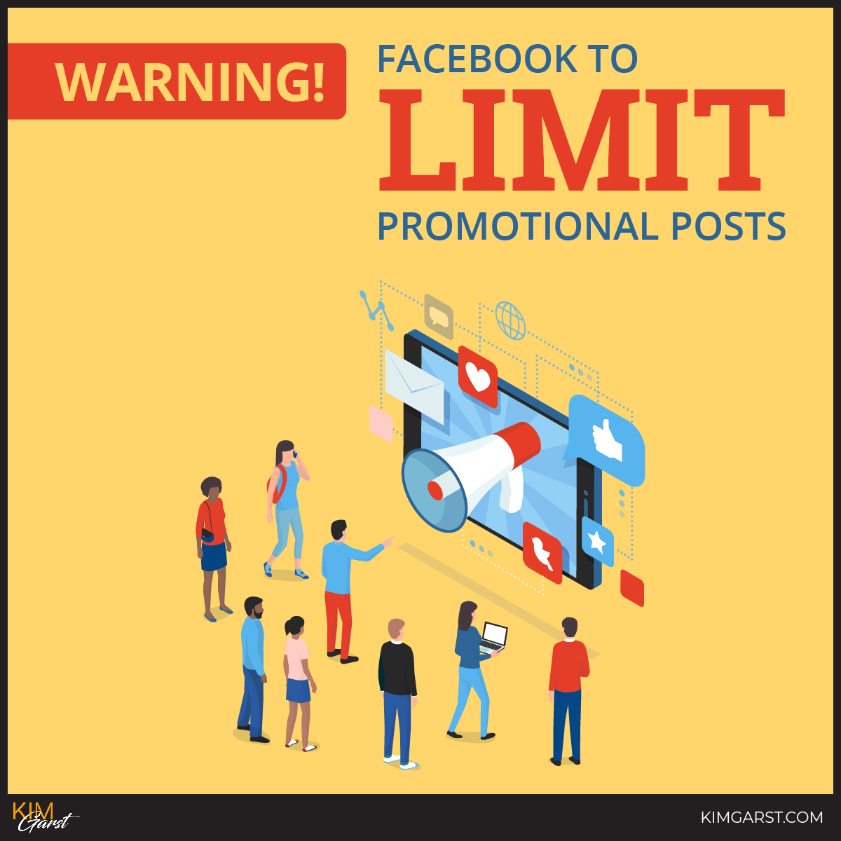WARNING! Facebook to Limit Promotional Posts