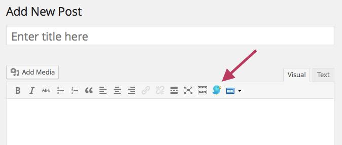 Tweet This Plugin Icon Screenshot