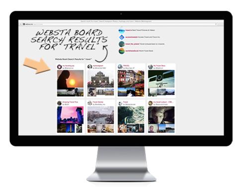 Websta Example