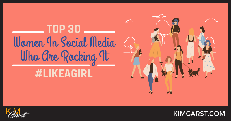 079628ade333 Top 30 Women In Social Media Who Are Rocking It  LikeAGirl
