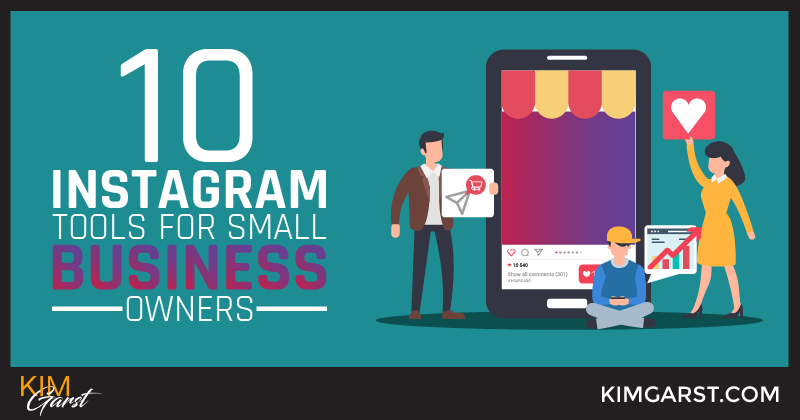 10 Instagram Tools for Small Business Owners to Save Time