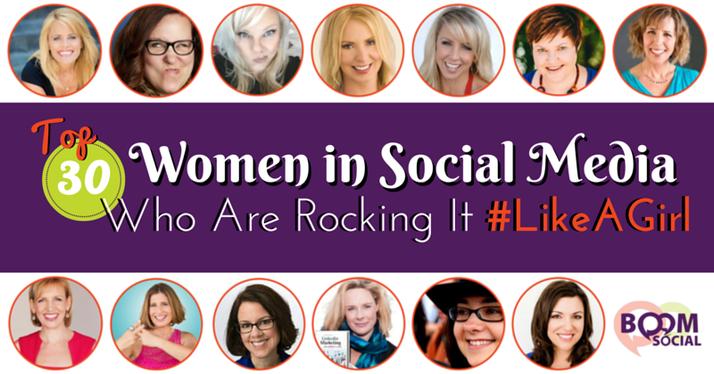 Top 30 Women in Social Media Who Are Killing It #LikeAGirl