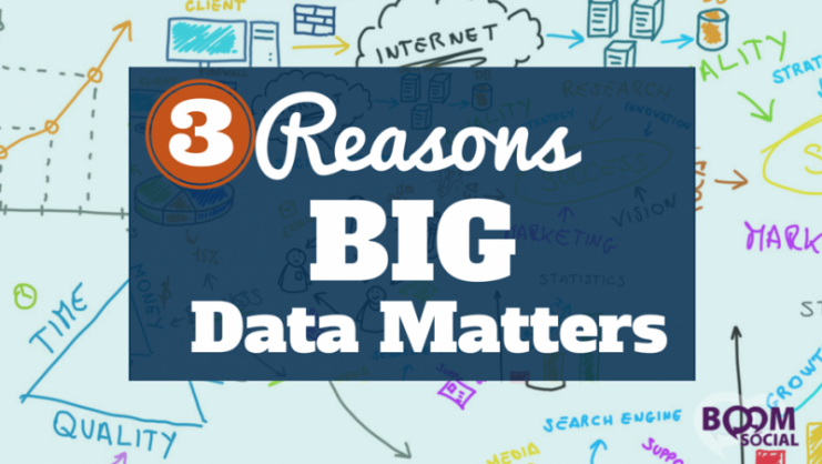 3 Reasons Why Big Data Is A Big Deal