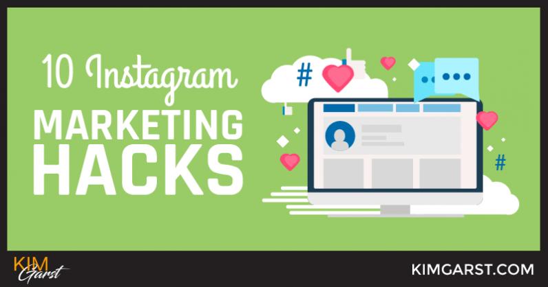 10 Instagram Marketing Hacks