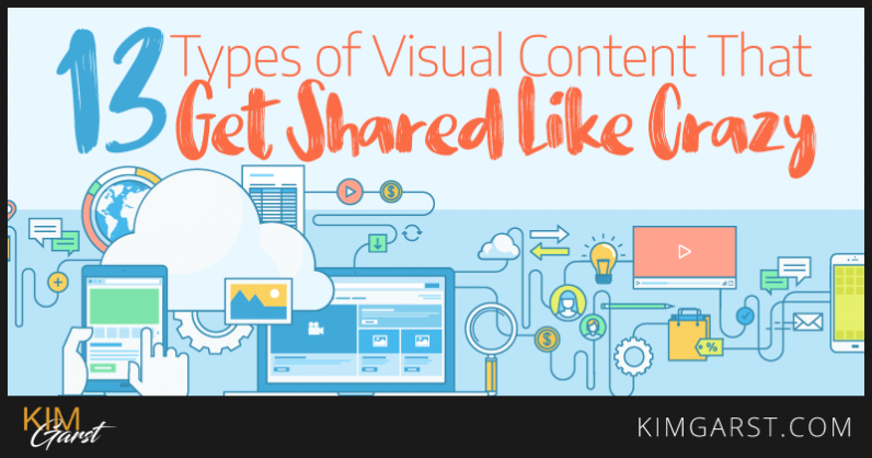 13 Types of Visual Content That Get Shared Like Crazy