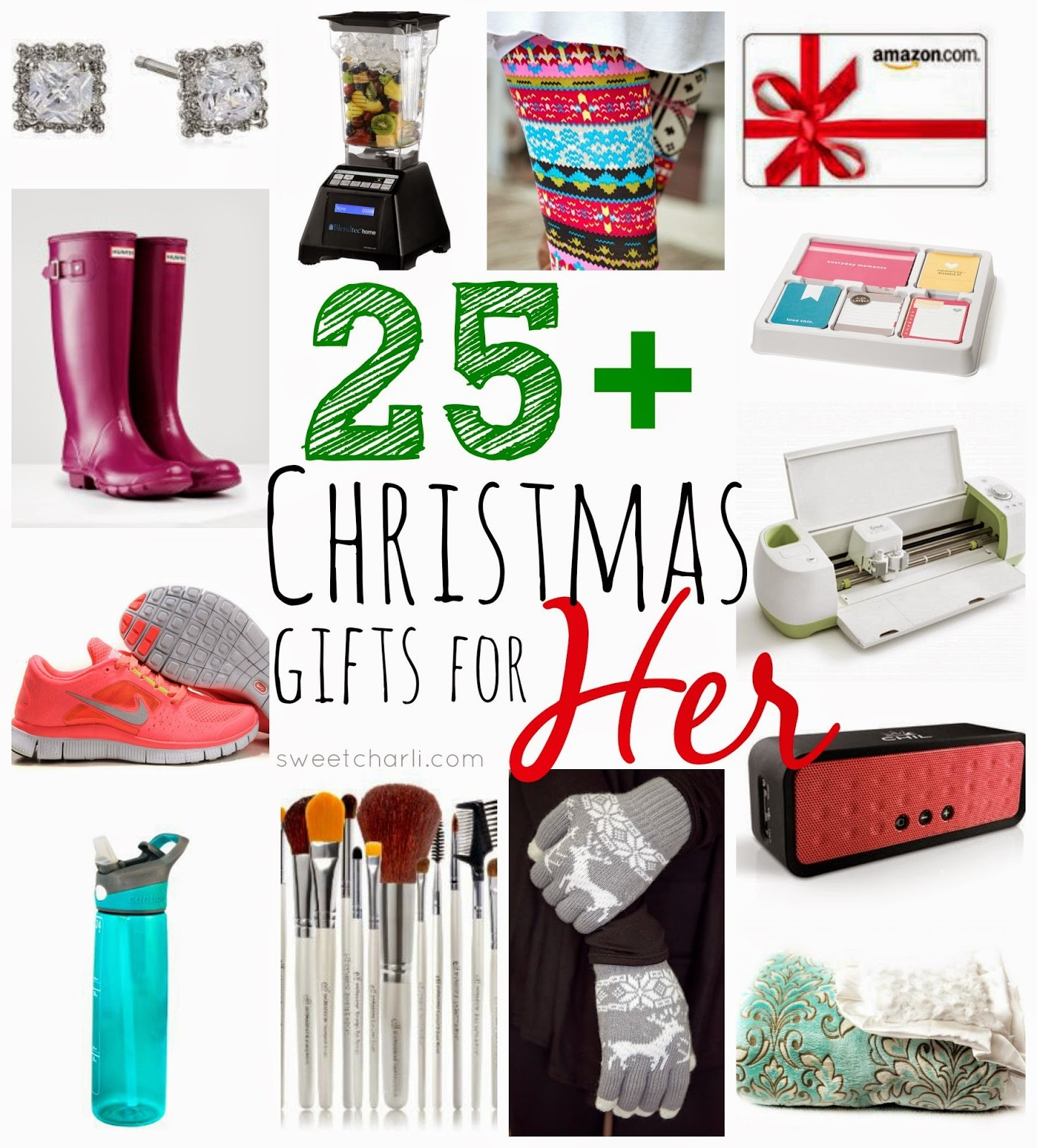 Christmas Presents For Women.50 Marketing Tips To Rock Your Holiday Sales