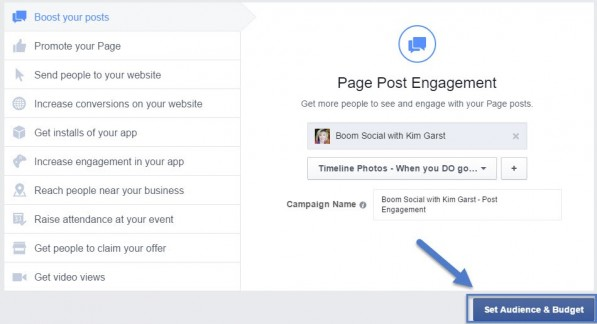 Facebook Ads - 3 Ways to Boost a Post Like a Pro! - Kim Garst