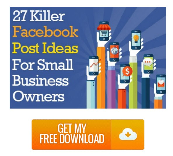 27 Killer FB Post Ideas