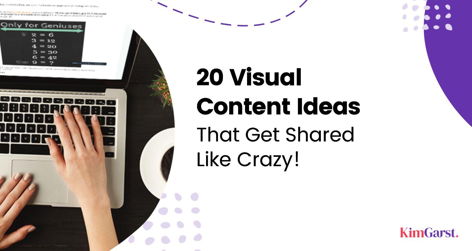 visual content ideas