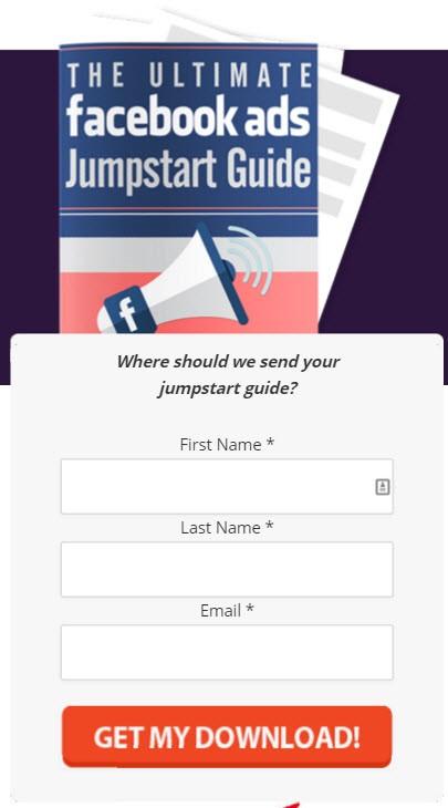 FB Ads Jumpstart Guide