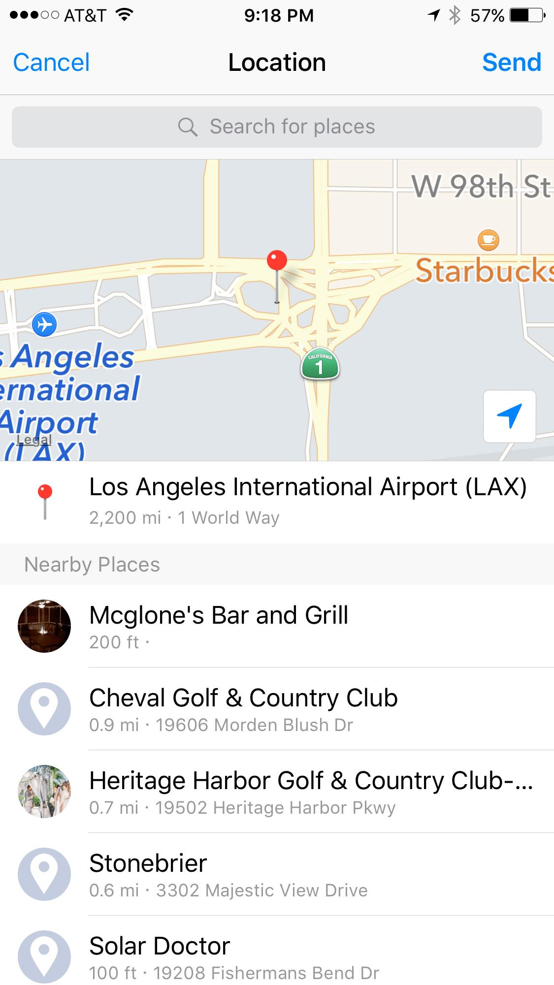 How to Share Your Location in Facebook Messenger