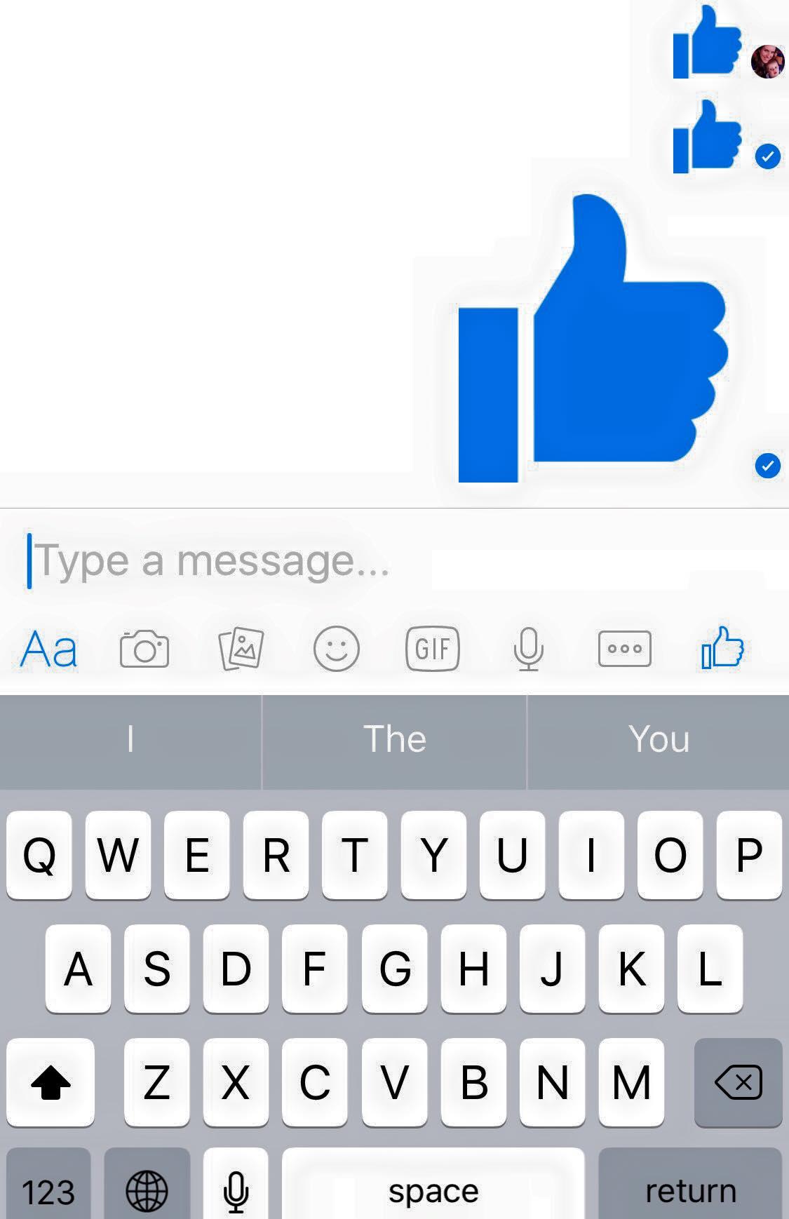 Send Bigger Likes