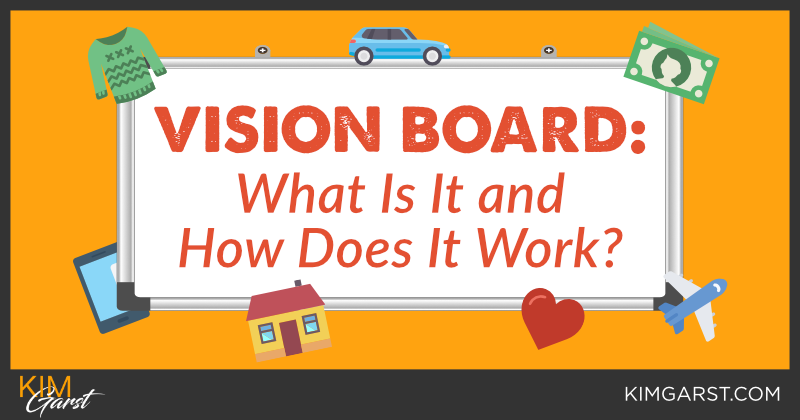 Vision Board What Is It and How Does It Work