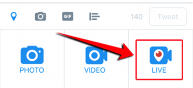 Twitter-Live-Button