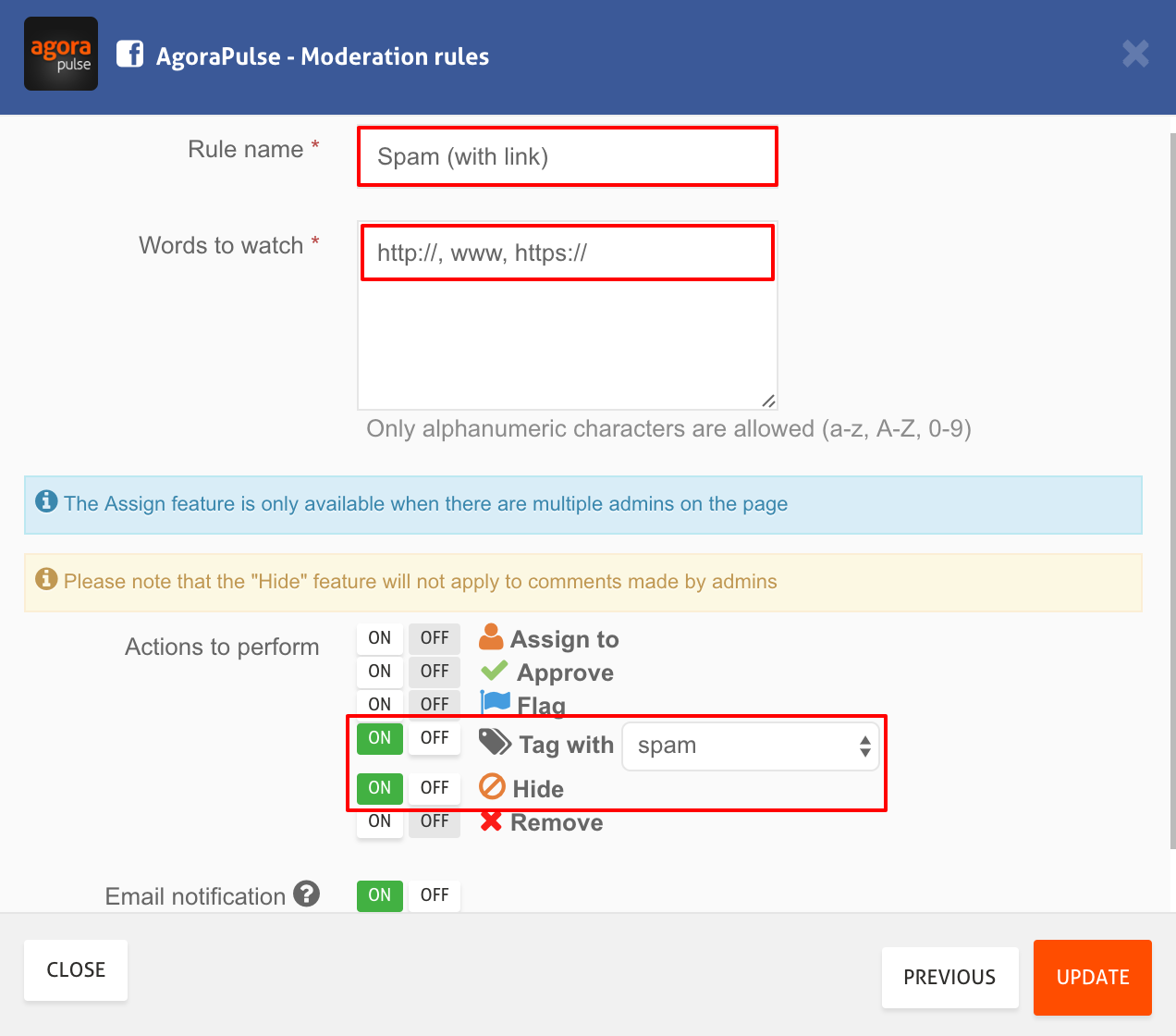 AgoraPulse Review: Social Media Community Management Tool 5