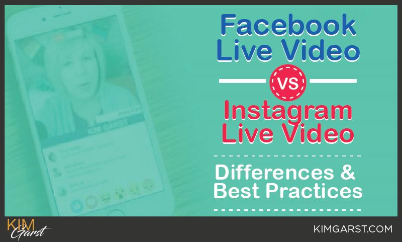 Facebook Live vs Instagram Live