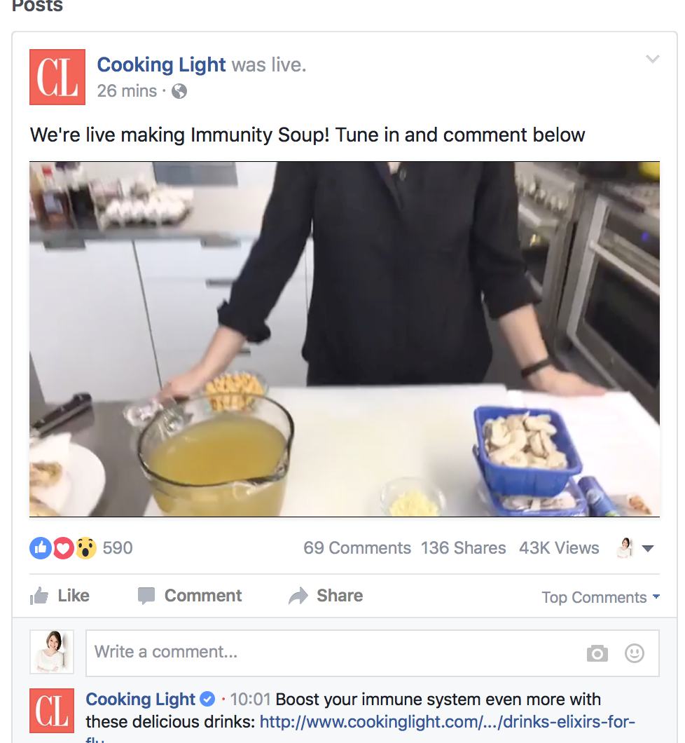 Facebook Live vs  Instagram Live: Differences & Best Practices - Kim