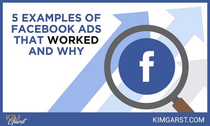 5 Examples of Facebook Ads That Worked and Why