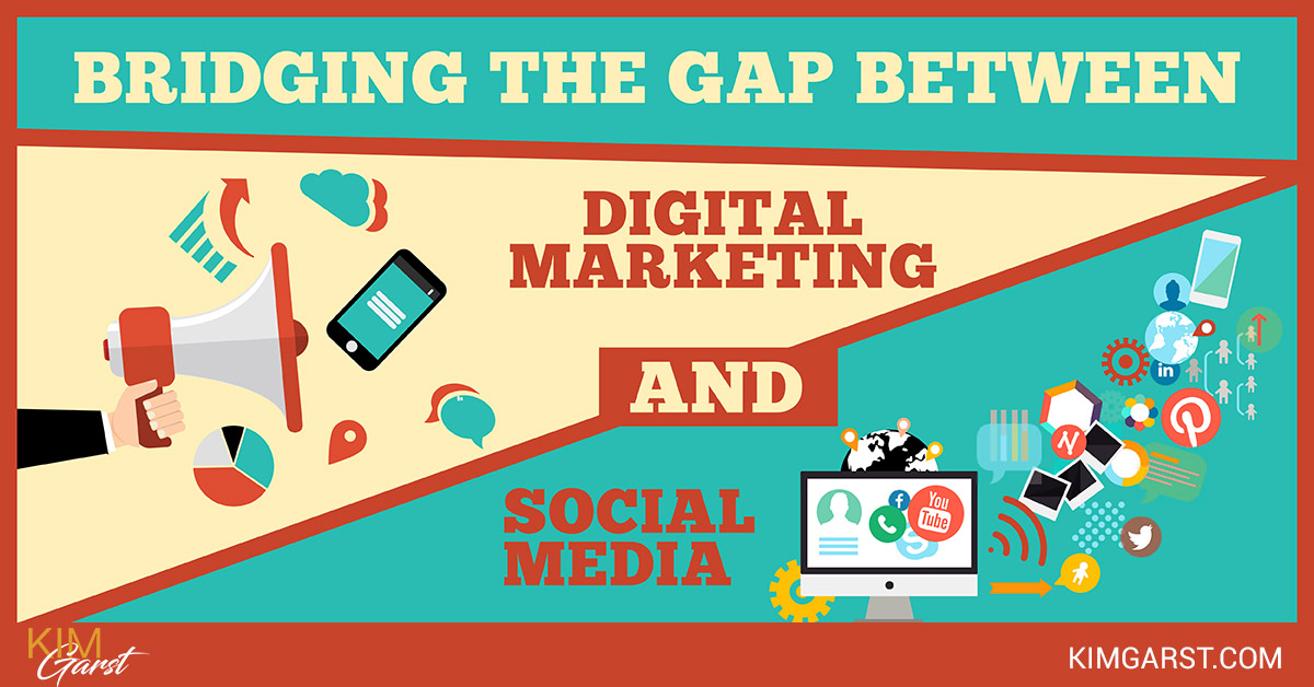Bridging the Gap between Digital Marketing and Social Media
