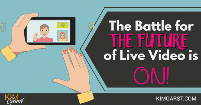 The Battle for the Future of Live Video is ON!