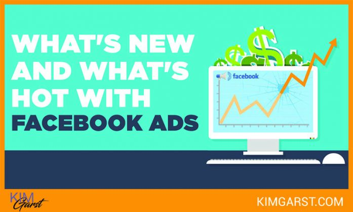 What's New and Hot with Facebook Ads