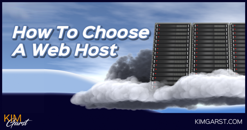 How To Choose A Web Host – 8 Point Checklist