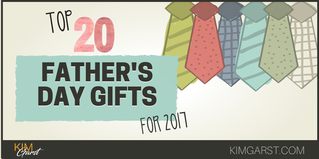 Top 20 Father's Day Gifts for 2017