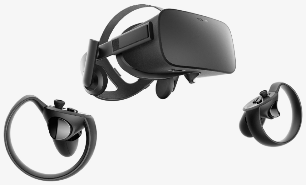 Image courtesy of Oculus.com