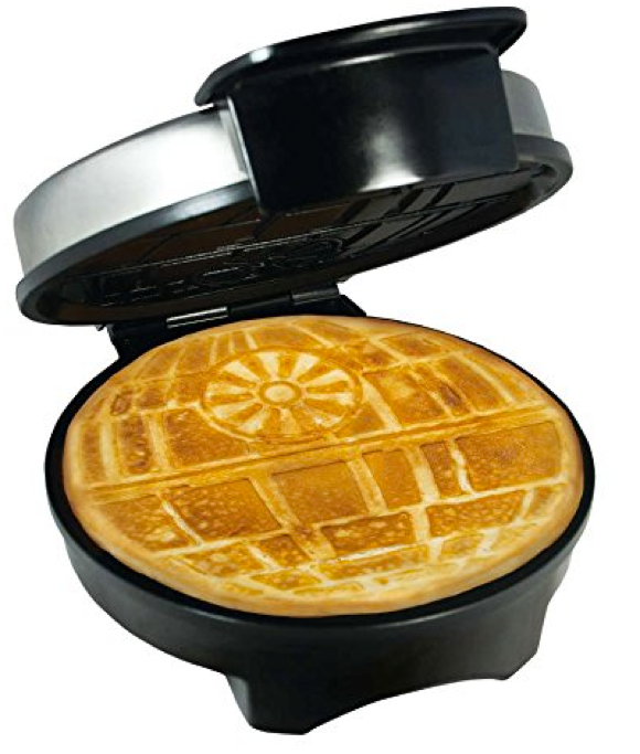 Star Wars Death Star Waffle Maker by Pangea Brands