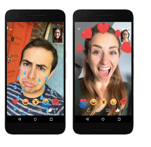 facebook video emojis