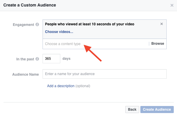 adding to your audience
