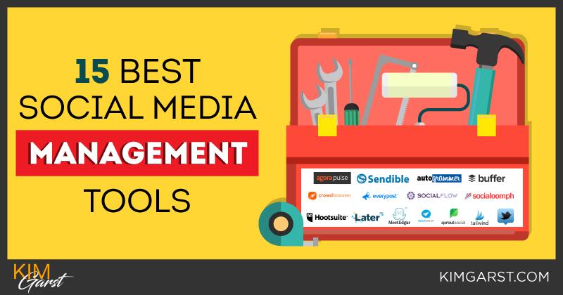 15 Best Social Media Management Tools