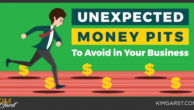 Unexpected Money Pits To Avoid in Your Business