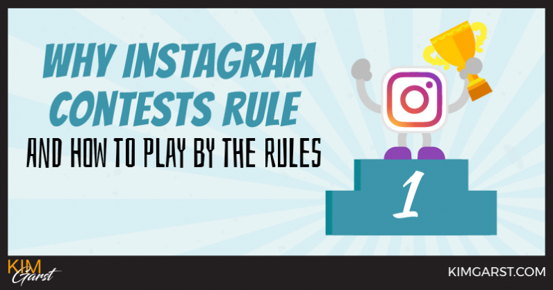 Why Instagram Contests Rule